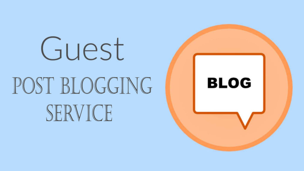 Guest Post Blogging Service – Why Outsourcing Makes Better Sense for Your Business