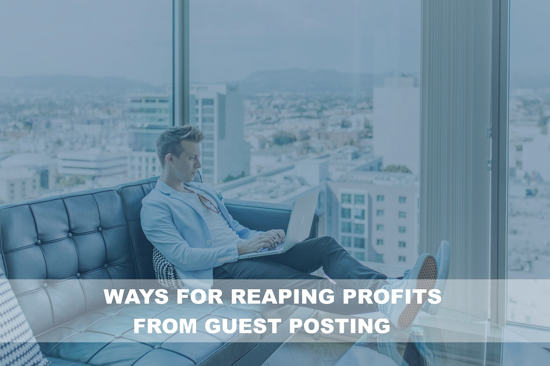 Make Money with Guest Blogging