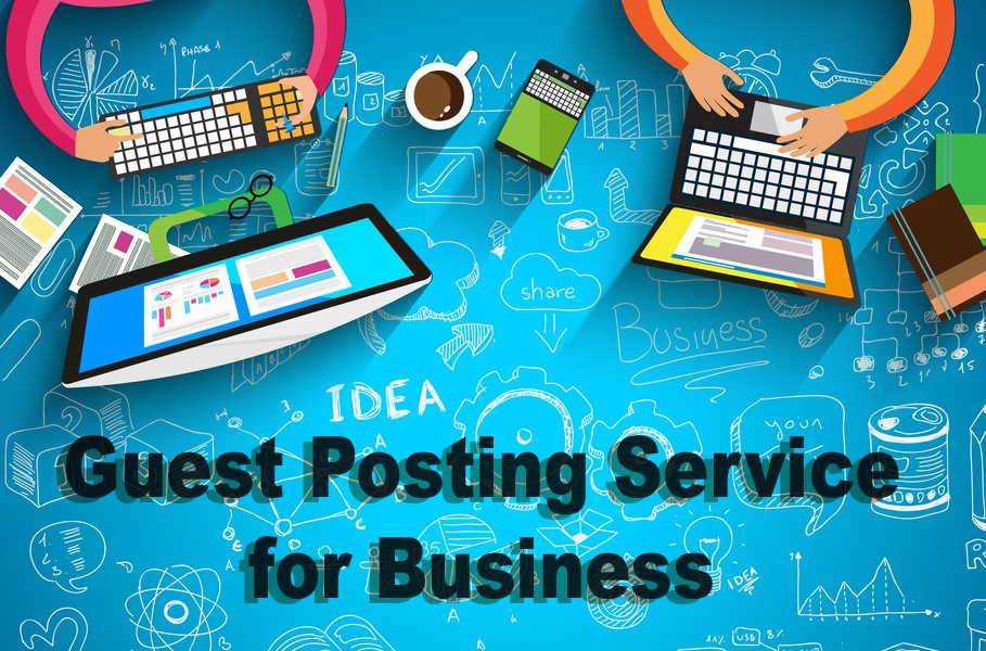 Guest Posting Service for Business