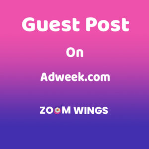 Guest Post on Adweek.com