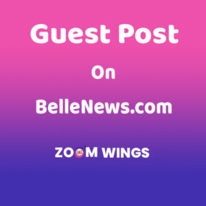 Guest Post on BelleNews.com