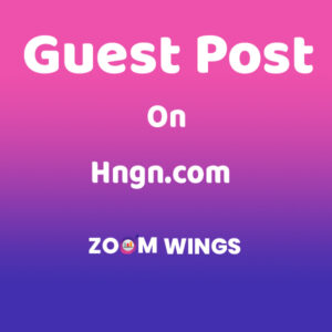 Guest Post on Hngn.com
