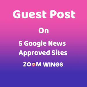 5 Google News Approved Sites