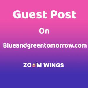 Blueandgreentomorrow.com