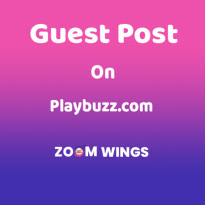 Guest Post on Playbuzz.com